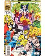 Guardians of the Galaxy Annual  Vol. 1. No. 4 - Gallagher, Michael, West, Kevin J,, Hall, Jim, Labat, Yancey, Lazellari, Ed, Montano, Steve, Brown, Eliot