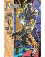 Ninjak Vol. 1. No. 10 - Guichet, Yvel, Mike Baron