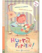 Hurra, Ferien! - Niveau 1 (+CD) - GUILLEMANT, DOMINIQUE