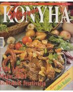 Konyha magazin 2000. Május - Gulay István