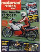 Motorrad, Reisen & Sport 1984 10. 26. - Günter Weichmann