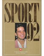 Sport 92 - Gyárfás Tamás (szerk.)