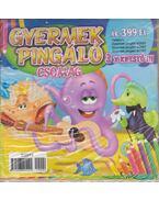 Gyermek Pingáló csomag