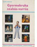 Gyermekruha szabás-varrás - Bajzáth Ferencné