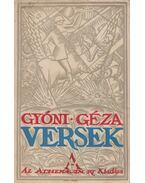 Versek - Gyóni Géza