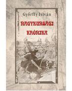 Nagykunsági krónika - Győrffy István
