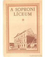 A soproni líceum - Győrffy Sándor, Hunyadi Zoltán