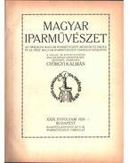 Magyar iparművészet XXIX/XXX. évfolyam - Györgyi Kálmán