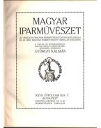 Magyar iparművészet XXVII/XXVIII. évfolyam - Györgyi Kálmán