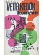 Vetélkedők könyve - Győri György