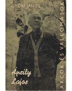 Áprily Lajos - Győri János