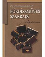 Bőrdíszműves szakrajz - Győriné Fogarasi Katalin