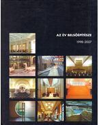 Az év belsőépítésze 1998-2007 - Gyürky András