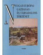 Nyugat-Európai gazdaság- és társadalomtörténet - H. A. Diederiks, J. Th. Lindblad, D. J. Noordam, G. C. Quispel, B. M. A. de Vries, P. H. H. Vries
