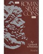 Roman Silver Coins IV. Gordian III to Postumus - H. A. Seaby