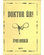 Doktor úr! - H. Bele Balassa