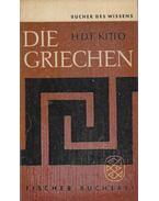 Die Griechen - H. D. F. Kitto