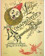 Meggendorfer's Humoristische Blätter - H. G. von Stockhausen