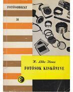 Fotósok kiskönyve - H. Lőke Ilona