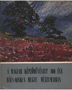 A magyar képzőművészet 100 éve Bács-Kiskun megye múzeumaiban - H. Tóth Elvira (szerk.)