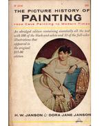 The  Picture History of Painting from Cave Painting to Modern Times - H. W. Janson, Dora Jane Janson