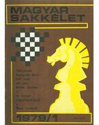 Magyar sakkélet 1979/1980 (teljes) - Haág Ervin