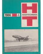 Haditechnika 1986. október-december - Sárhidai Gyula