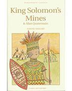 King Solomon's Mines & Allan Quatermain - Haggard, H. Rider