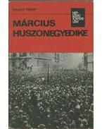 Március huszonegyedike - Hajdu Tibor