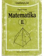Matematika II. - Gimnázium - Hajnal Imre