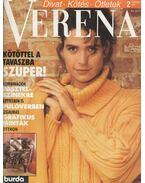 Verena 1992/2 február - Hajós Katalin