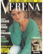 Verena 1992/5 május - Hajós Katalin