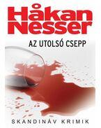 Az utolsó csepp - Hakan Nesser