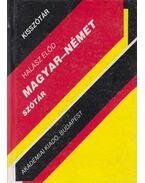 Magyar-német szótár - Halász Előd