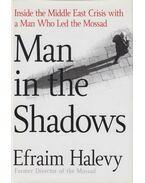 Man in the Shadows - Halevy, Efraim
