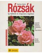 Rózsák - Halina Heitz