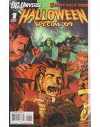 DCU Halloween Special '09 1. - Adam Schlagman, Eddie Berganza