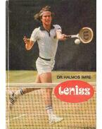 Tenisz - Halmos Imre