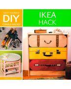 DIY: IKEA HACK - Halmos Monika
