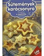 Sütemények karácsonyra - Halmos Monika