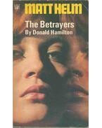 The Betrayers - Hamilton, Donald
