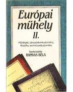 Európai műhely II. - Hamvas Béla