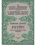 Petőfi - Hamvas József