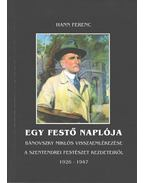 Egy festő naplója - Hann Ferenc
