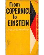 From Copernicus to Einstein - Hans Reichenbach