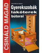 Gyerekszobák, lakóterek bútorai - Hans-Werner Bastian