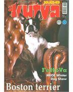 A kutya LXXIV. évf. 2012. április - Harcsás Márta