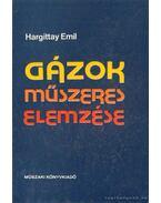 Gázok műszeres elemzése - Hargittay Emil