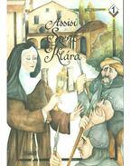 Assisi Szent Klára - Harmath Károly