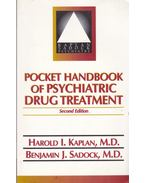 Pocket Handbook of Psychiatric Drug Treatment - Harold I. Kaplan, Benjamin J. Sadock